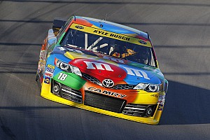 NASCAR Cup Race report NASCAR notebook, Kansas: Kyle Busch finally finds his mojo