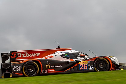 Victory: the no. 1 aim for G-Drive Racing and its Ligier JS P2