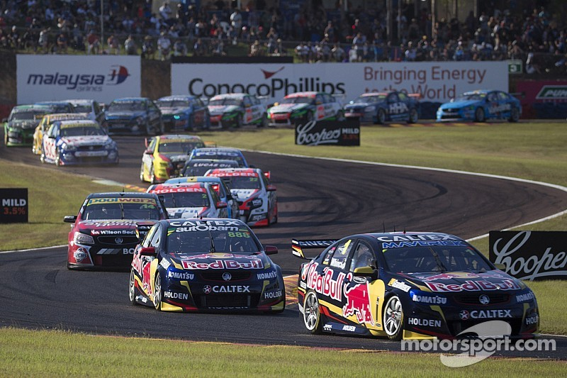 V8 Supercars: Don't fix what's not broken