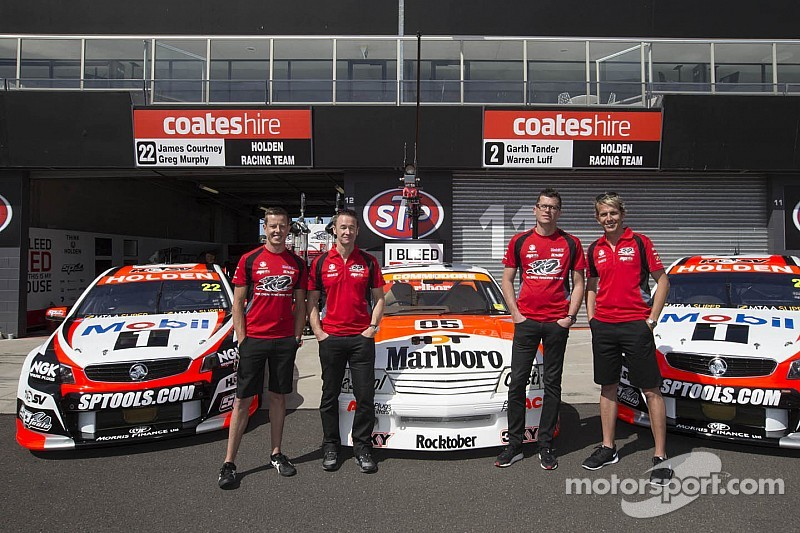 Murphy quickest in co-driver practice at Bathurst
