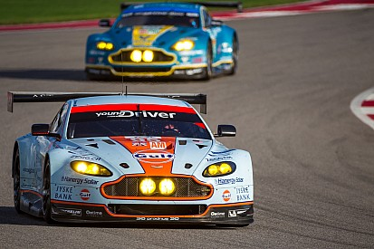 Aston Martin Racing heads to Asia
