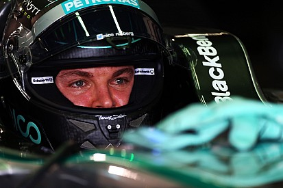 Russian GP practice 1 results: Rosberg leads first ever session