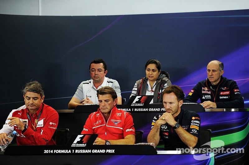 Friday press conference: Marussia discusses Bianchi and moving forward