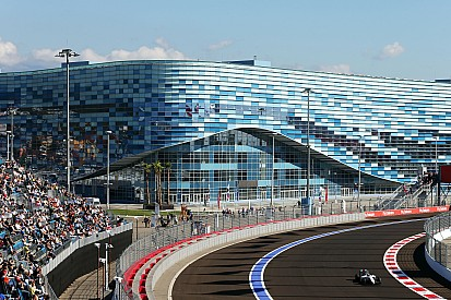 F1 security unprecedented for Putin visit