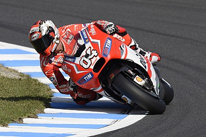 Dovizioso claims first Ducati pole in four years at Twin Ring Motegi