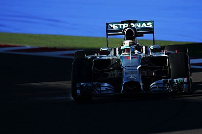 Russian GP qualifying results: Hamilton storms to pole