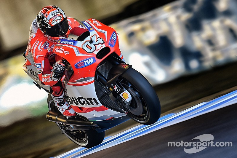 Andrea Dovizioso sets fantastic pole position with new circuit best