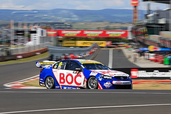 Brad Jones Racing living a nightmare early at Bathurst