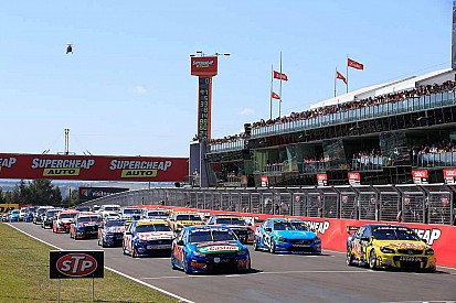 2014 Bathurst 1000 race results