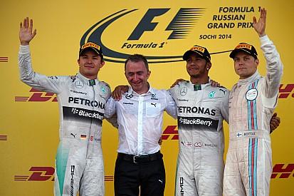 Hamilton dominates inaugural Russian GP