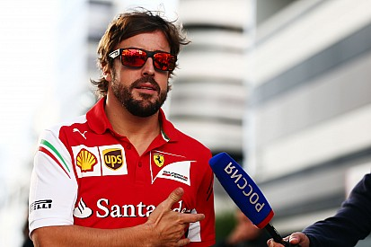 Alonso says 2015 team not Mercedes-powered