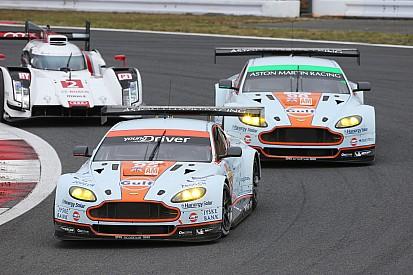 Aston Martin wins in Japan