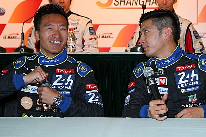 Ho-Pin Tung, David Cheng win in Asian Le Mans