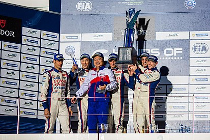 Home hat-trick for Toyota Racing at Fuji