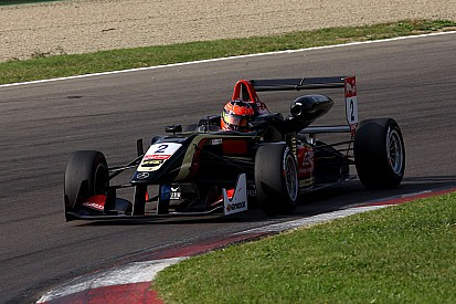 Ocon claims title, Verstappen wins race at Imola