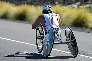Endurance Special feature Zanardi 247th of 2,187 finishers in his first triathlon