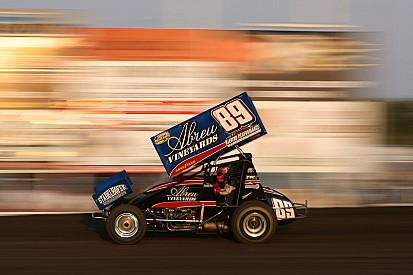 Rico Abreu beats Blaney at Eldora