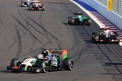Sahara Force India scored a hard-earned point in Sochi