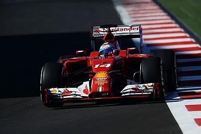 Ferrari split 'just a rumour' - Alonso