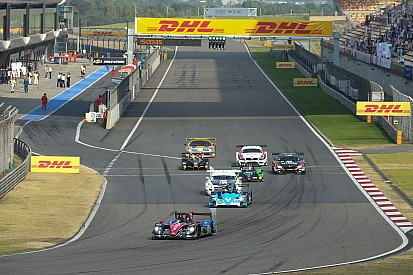 Asian Le Mans event in Thailand cancelled