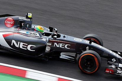Gutierrez uncertain of return to Sauber in 2015