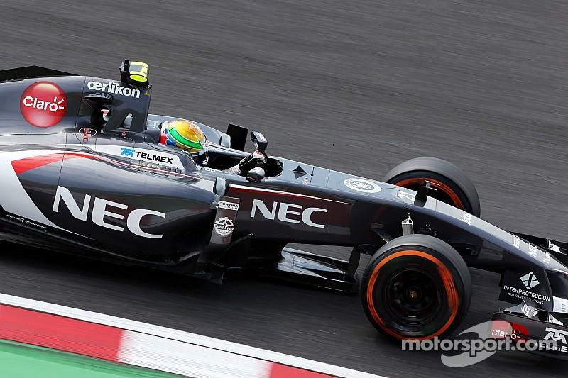 Gutierrez uncertain of return to Sauber in 2015