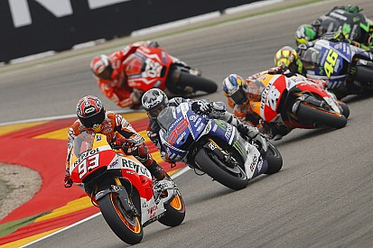 Three-way MotoGP championship battle for second place looms in Australia