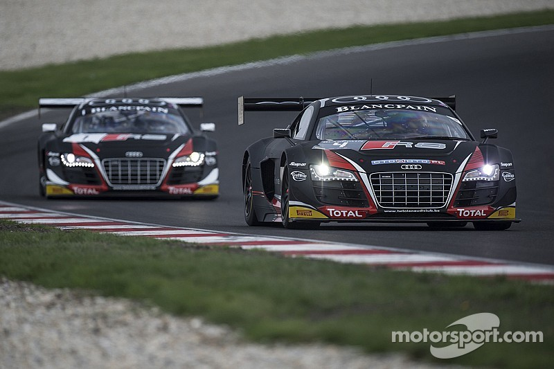 Home race at Zolder will be moment of truth for the Belgian Audi Club Team WRT