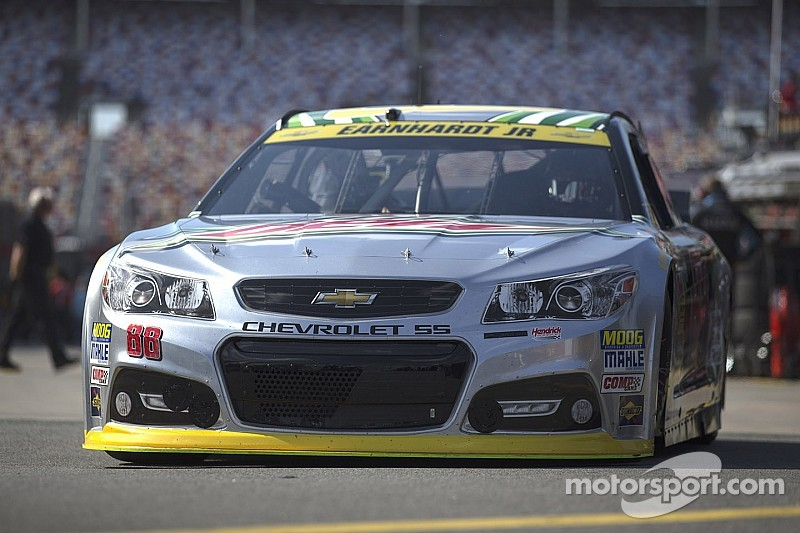 Earnhardt hopes to rediscover magic after decade-long 'Dega drought