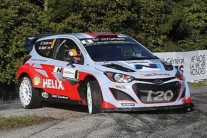 Hyundai ready to tackle mixed surfaces at Rally de España