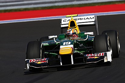 Fernandes sells Caterham GP2 team