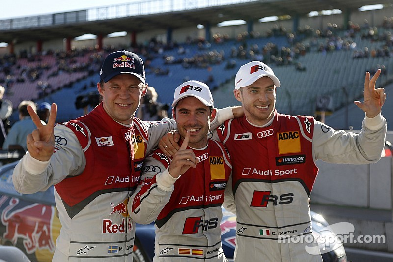 Miguel Molina claims final pole position of the year at Hockenheim