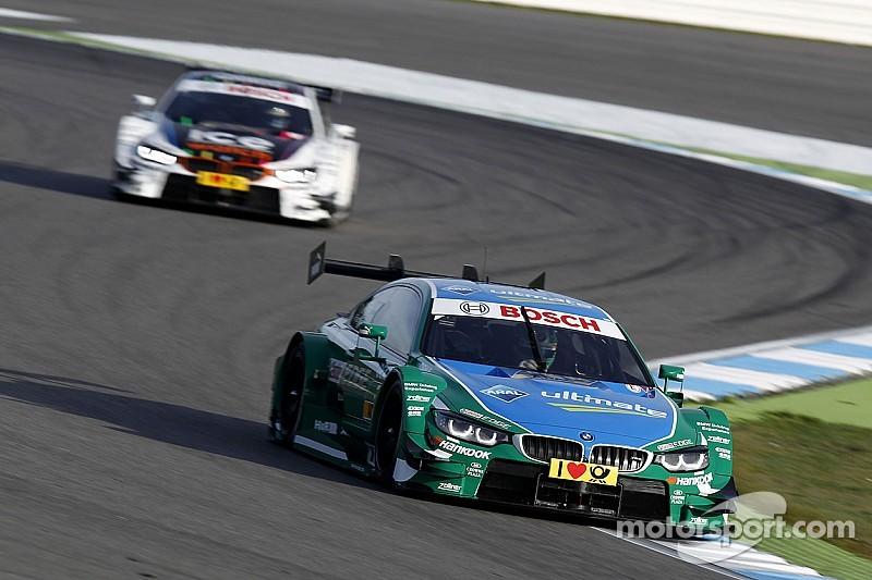 Farfus and Félix da Costa start from the top ten for BMW at Hockenheim