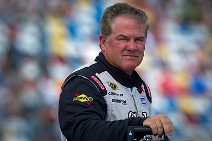 Terry Labonte says so long