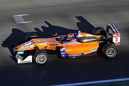 Auer wins final race of 2014, Blomqvist runner-up in drivers' standings