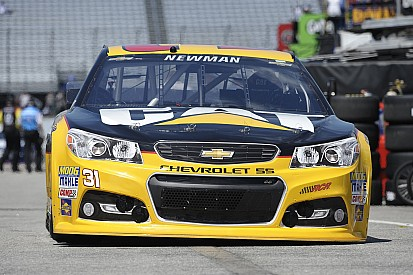 Newman fails post-race inspection at Talladega