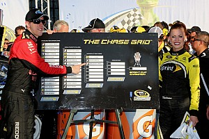 NASCAR Cup Commentary Keselowski keeps Sprint Cup title hopes alive with dramatic win at Talladega