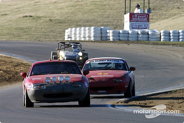 Road racing NASA racers looking for redemption