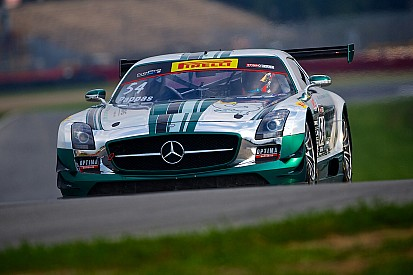 Mercedes to go into 2015 PWC season with an expanded fleet