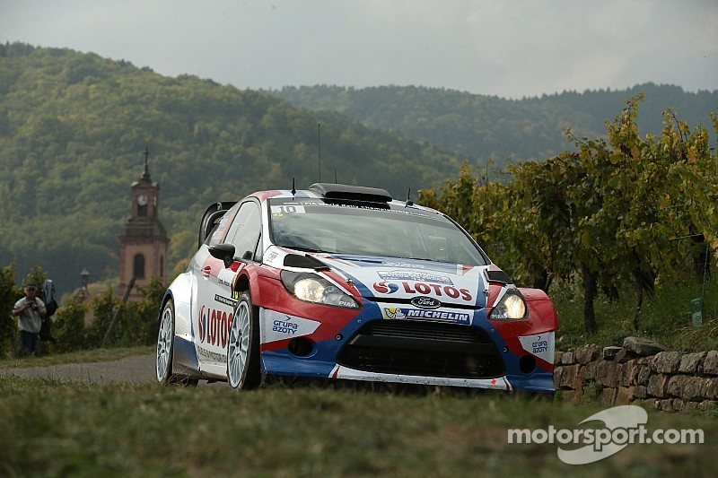 Kubica gains on gravel