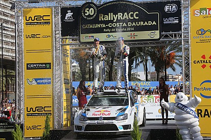 Ogier takes Rally de Espana win and clinches WRC title