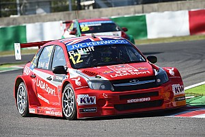 WTCC Race report LADA Sport makes best of Suzuka weekend and places all bets on Macau grand finale