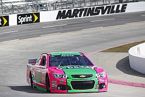 NASCAR Cup Race report Late accident costs Danica Patrick a good finish at Martinsville