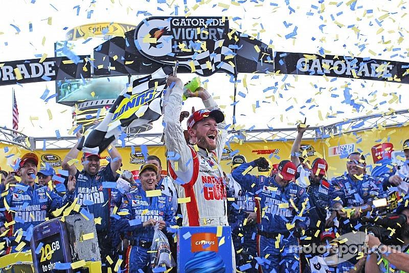 Dale Earnhardt Jr. explains why winning still matters