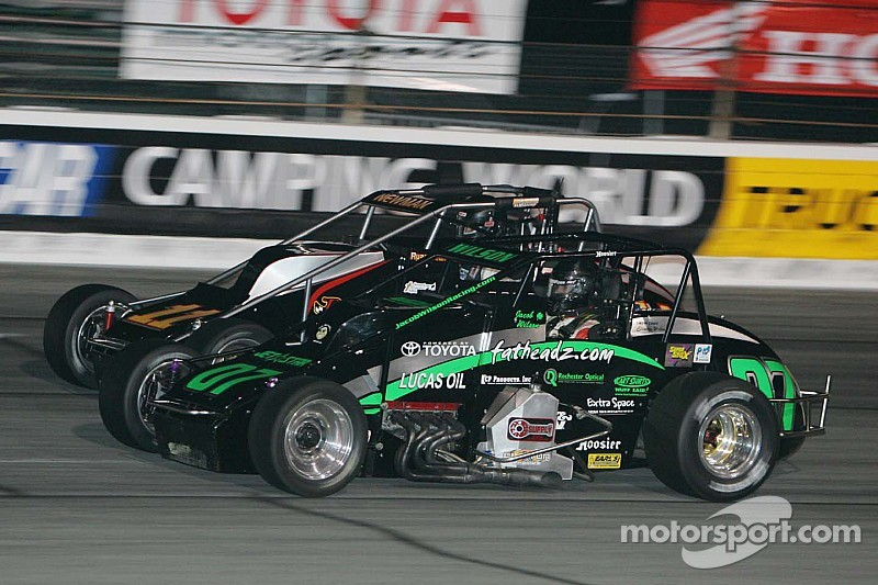 USAC Silver Crown returns to Iowa Speedway
