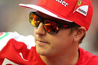 Kimi in Sprint Cup?