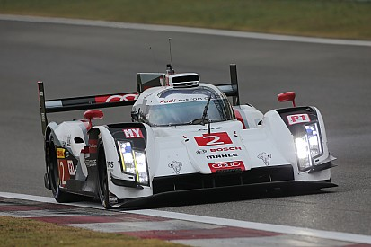 Audi a disappointing fifth and sixth in WEC Shanghai qualifying