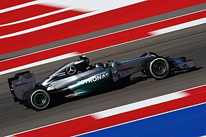 Formula 1 Qualifying report United States GP qualifying results: Rosberg eclipses Hamilton