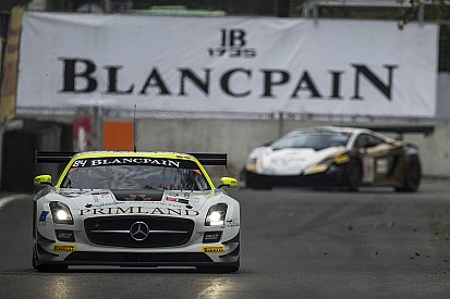 Maxi Götz crowned 2014 Blancpain Sprint Series champion