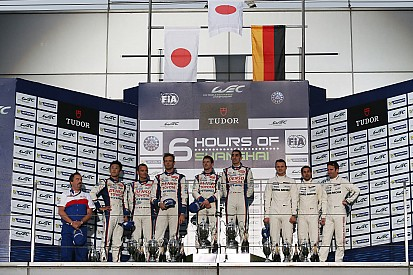 Toyota Racing dominates in China